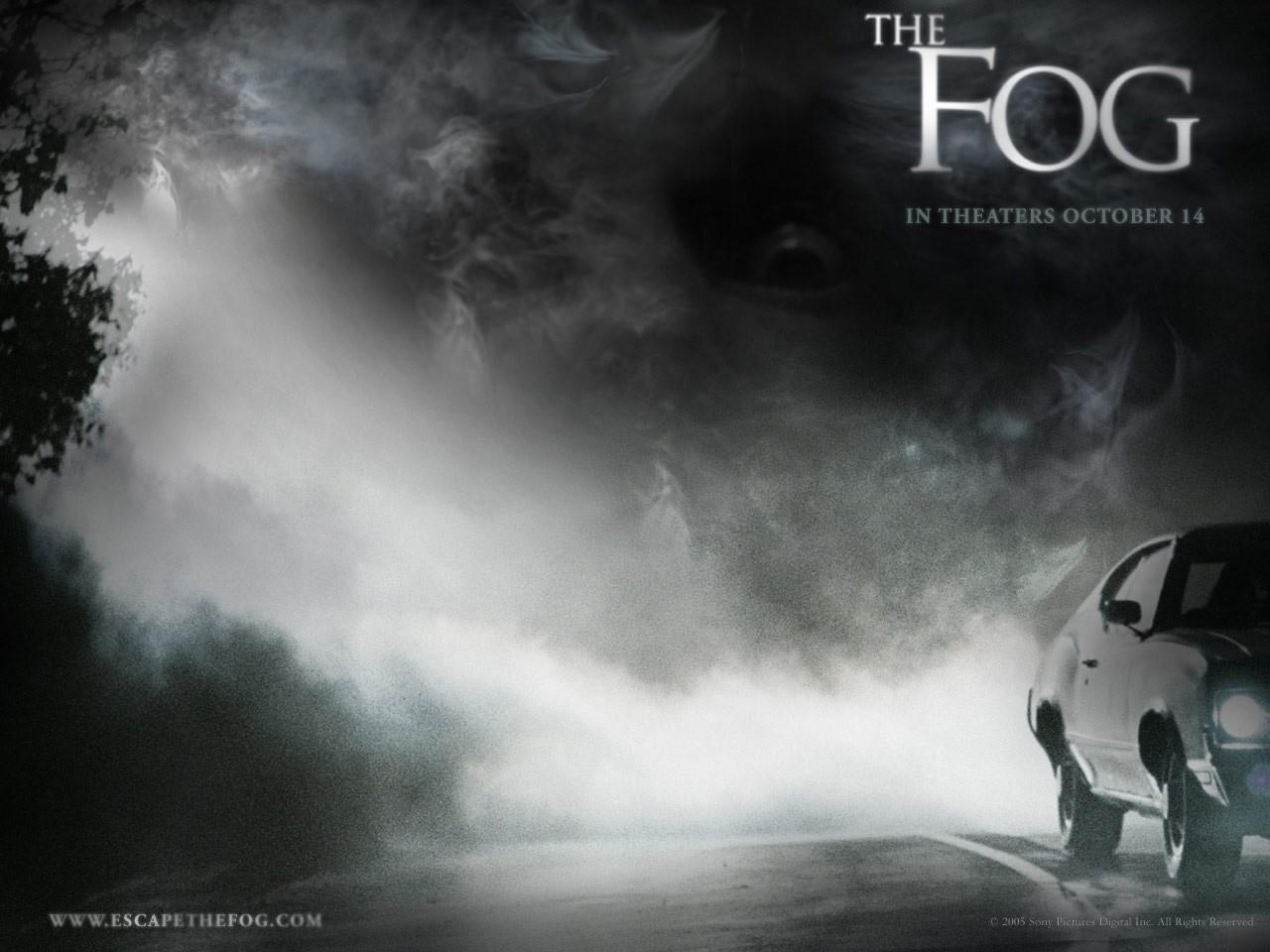 Wallpaper del film The Fog - Nebbia assassina