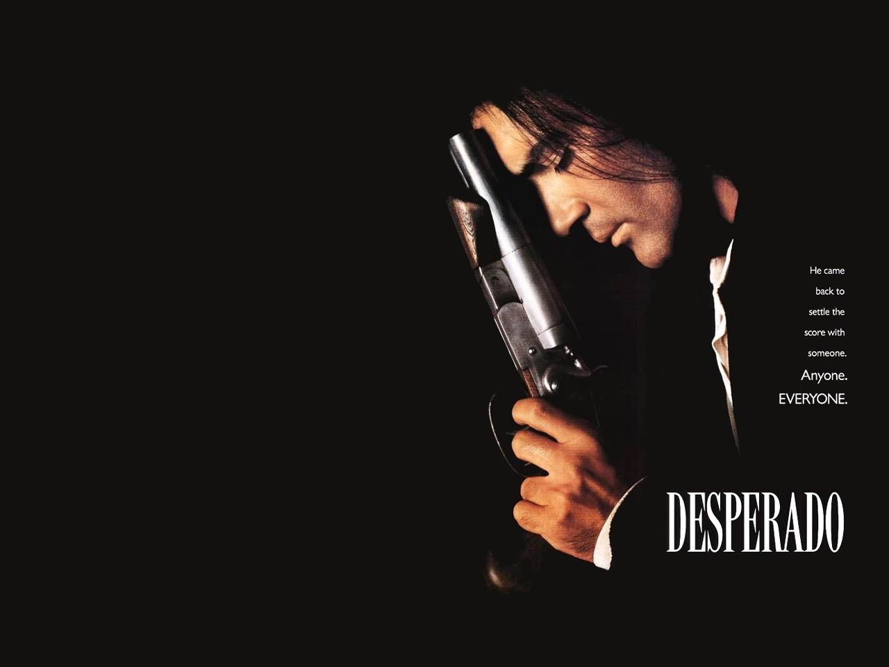 Wallpaper del film Desperado