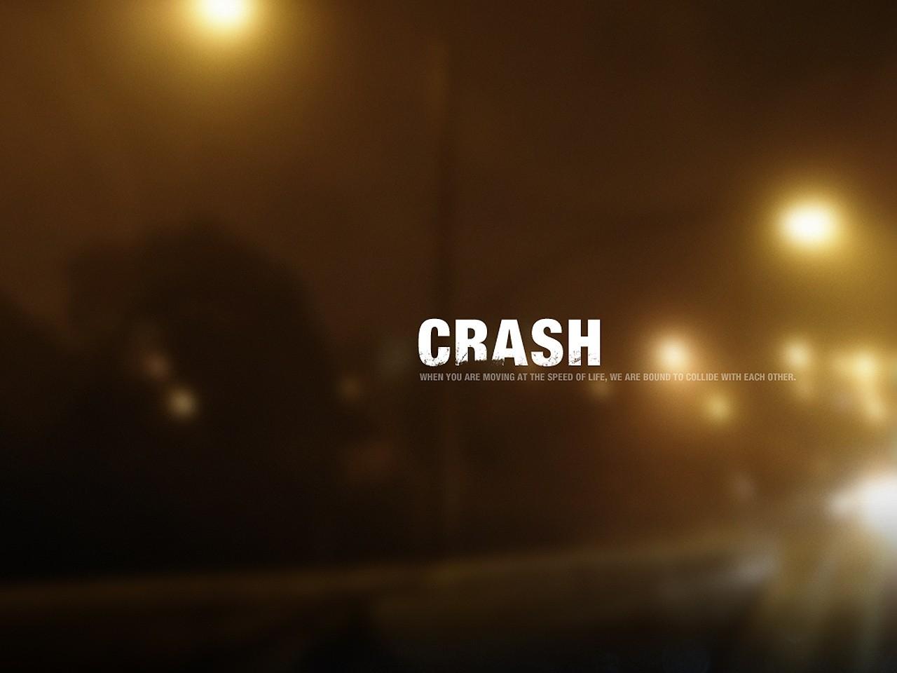 Wallpaper del film Crash - Contatto fisico