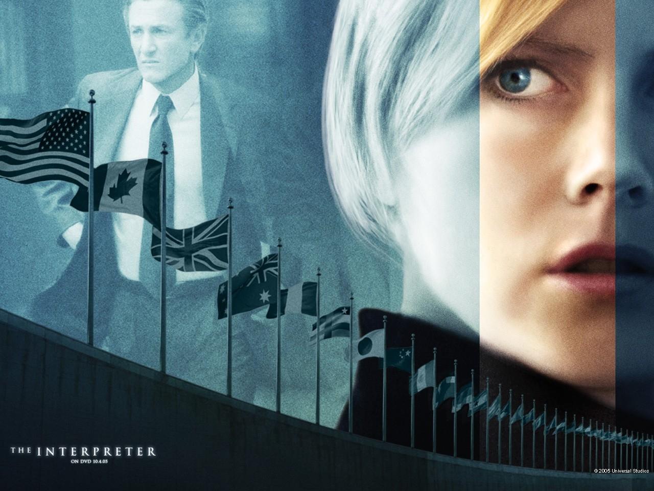 Desktop Wallpaper del film The Interpreter