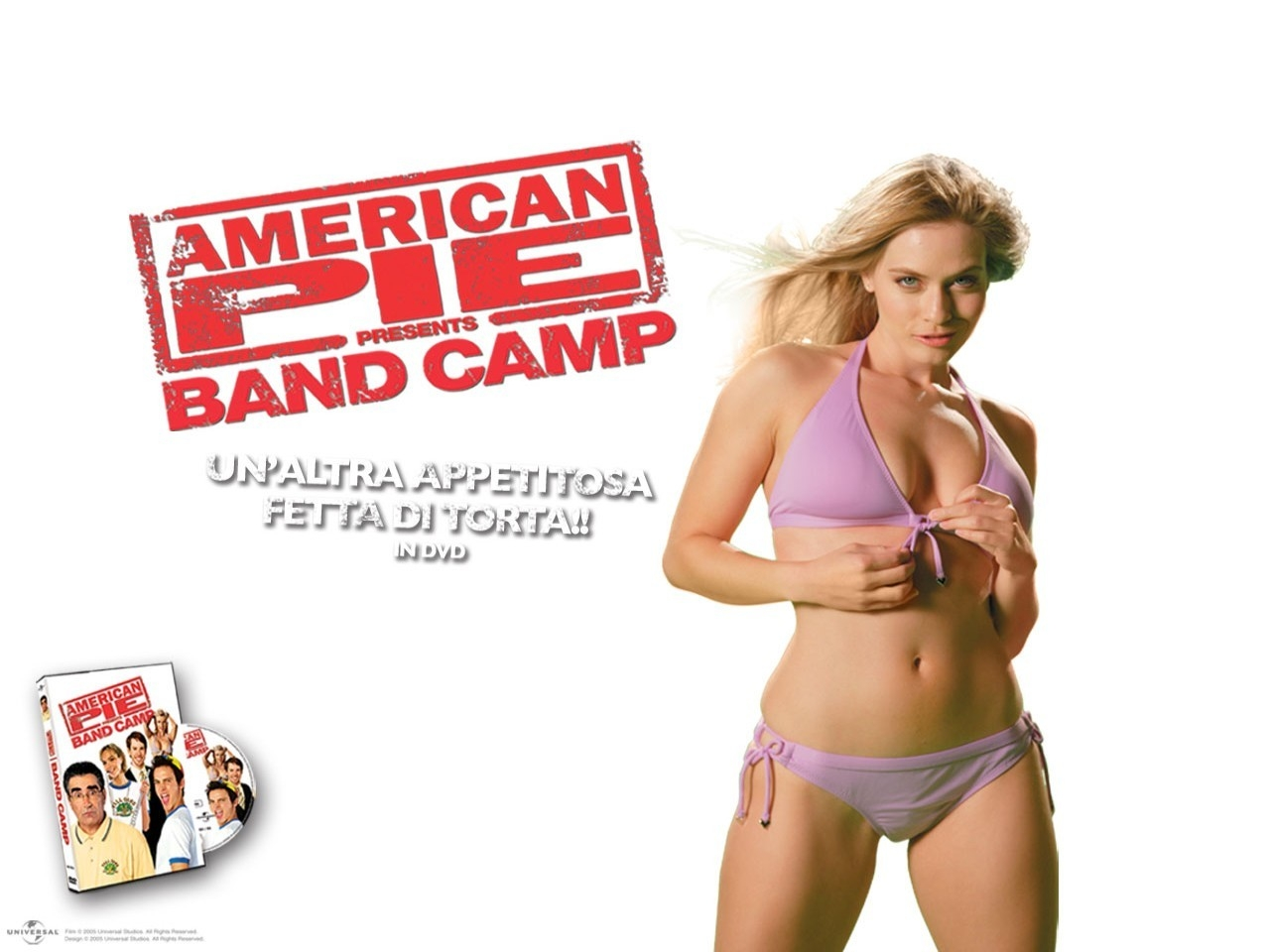 Wallpaper del film American Pie - Band Camp
