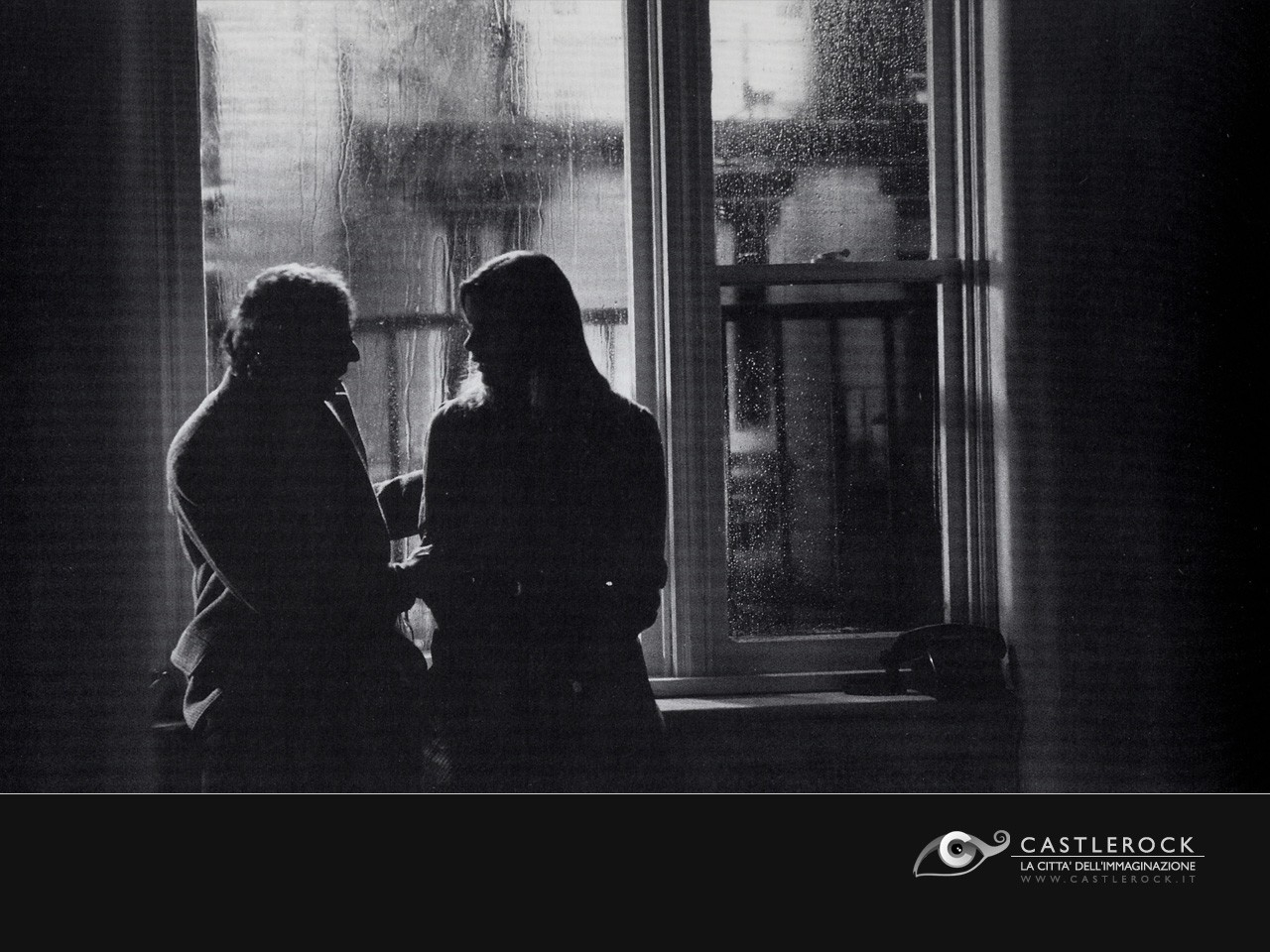 Wallpaper di Woody Allen e Mariel Hemingway in Manhattan