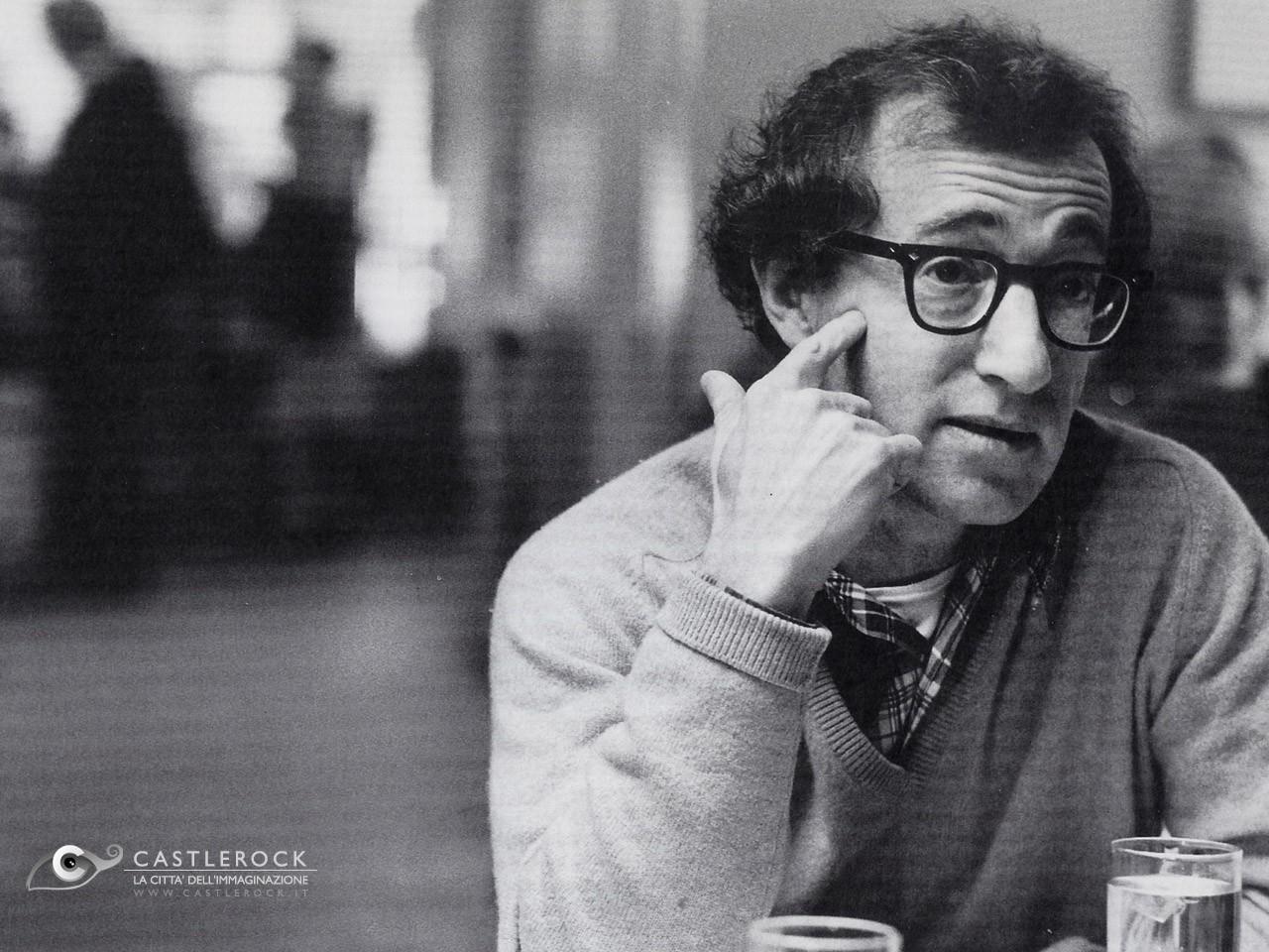 Wallpaper di Woody Allen