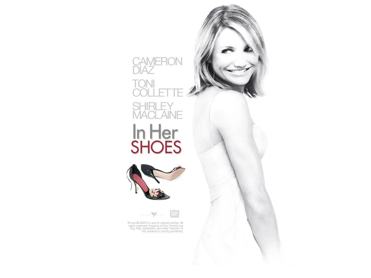 Wallpaper del film In Her Shoes - Se fossi lei