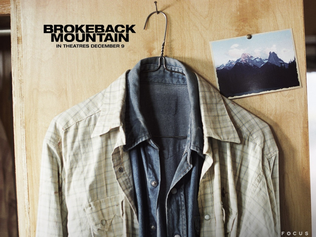Wallpaper del film I segreti di Brokeback Mountain