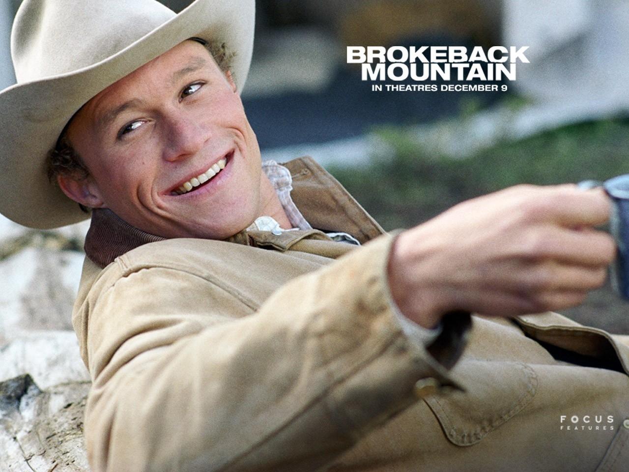 Wallpaper del film I segreti di Brokeback Mountain