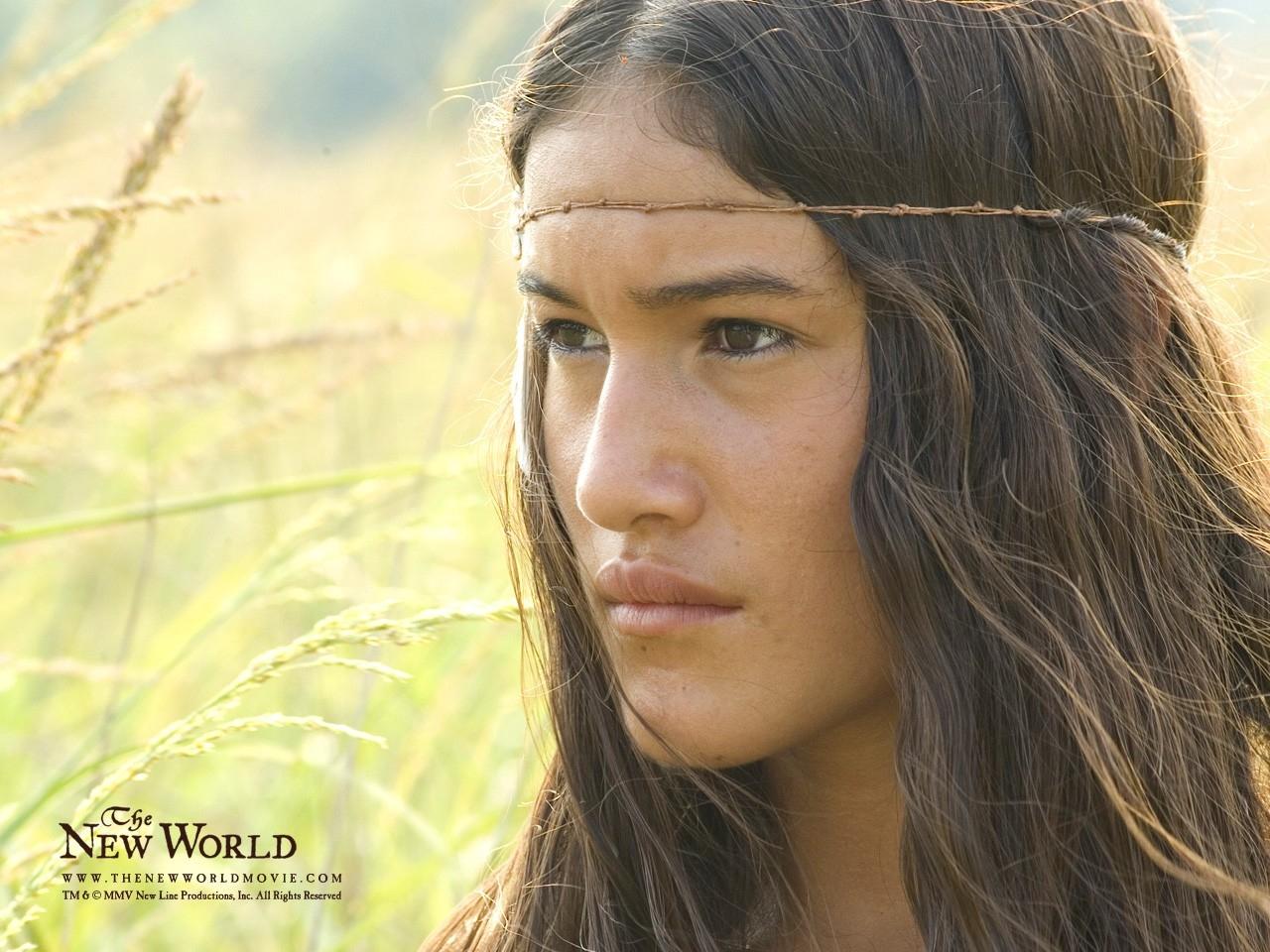 Wallpaper del film The New World