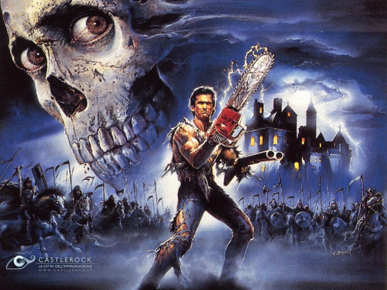 Wallpaper del film L'armata delle tenebre