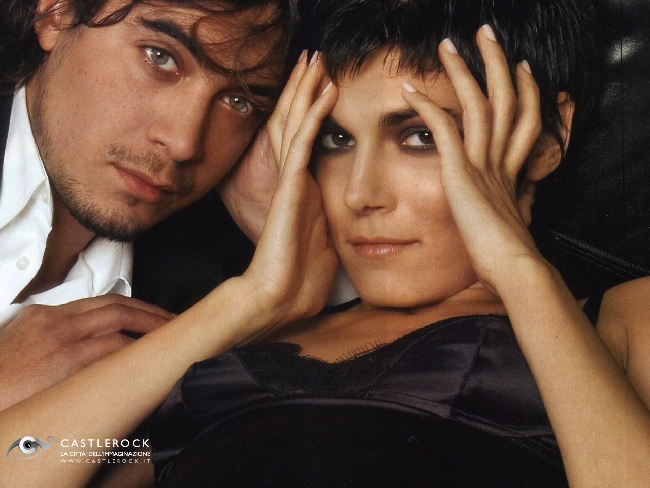 Wallpaper di Riccardo Scamarcio e Valeria Solarino