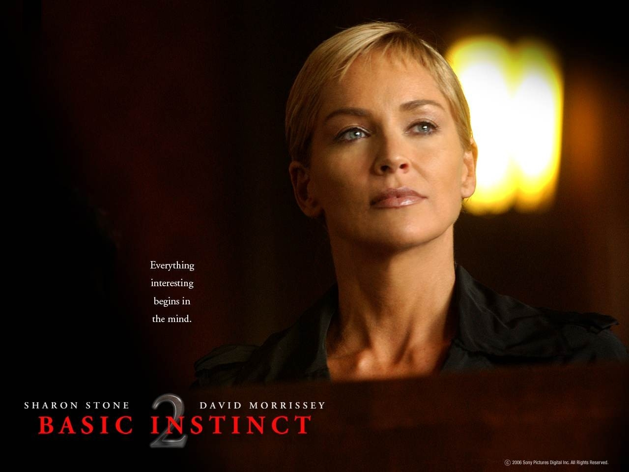 Wallpaper del film Basic Instinct 2