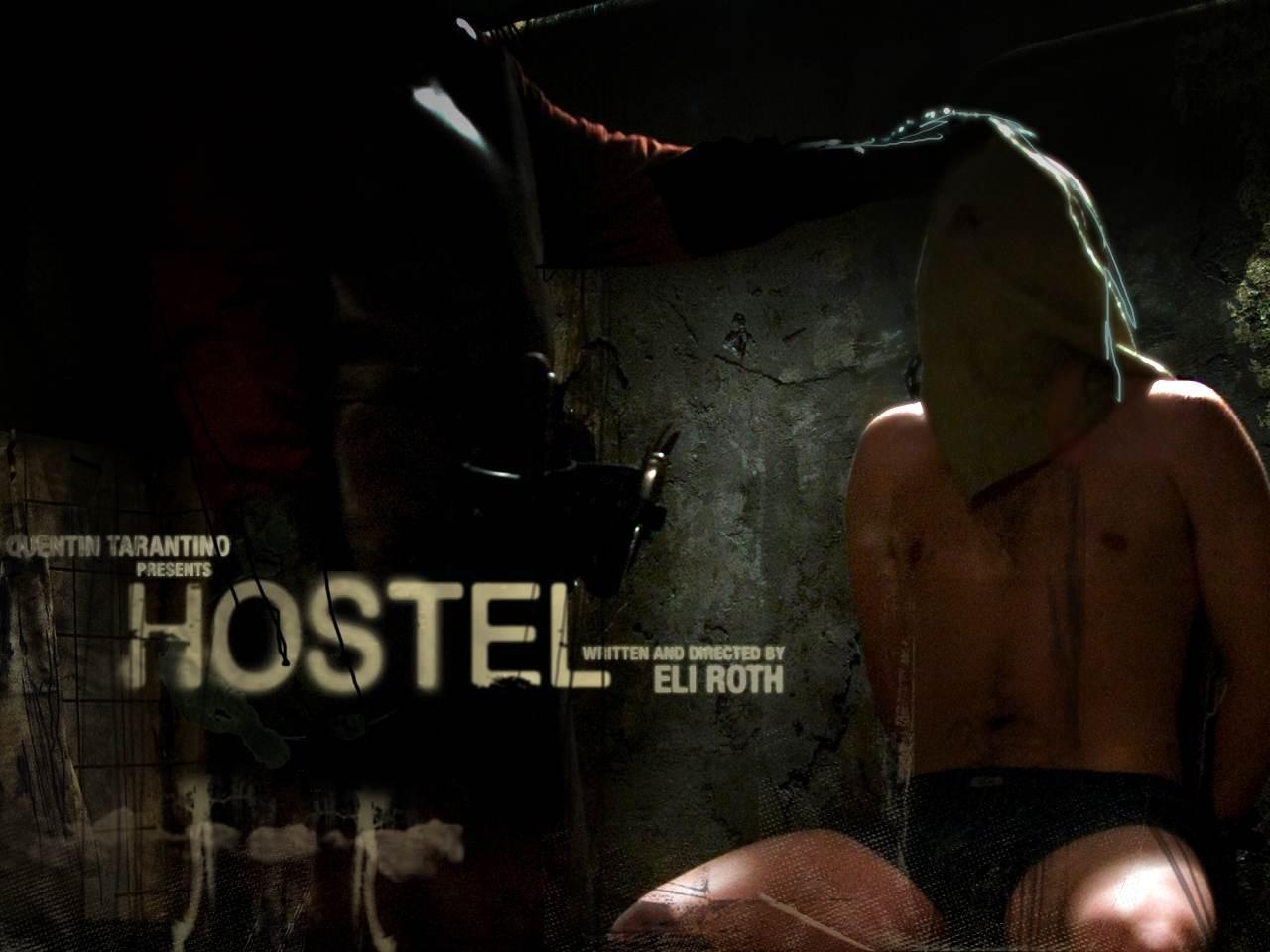 Wallpaper del film Hostel (2005)