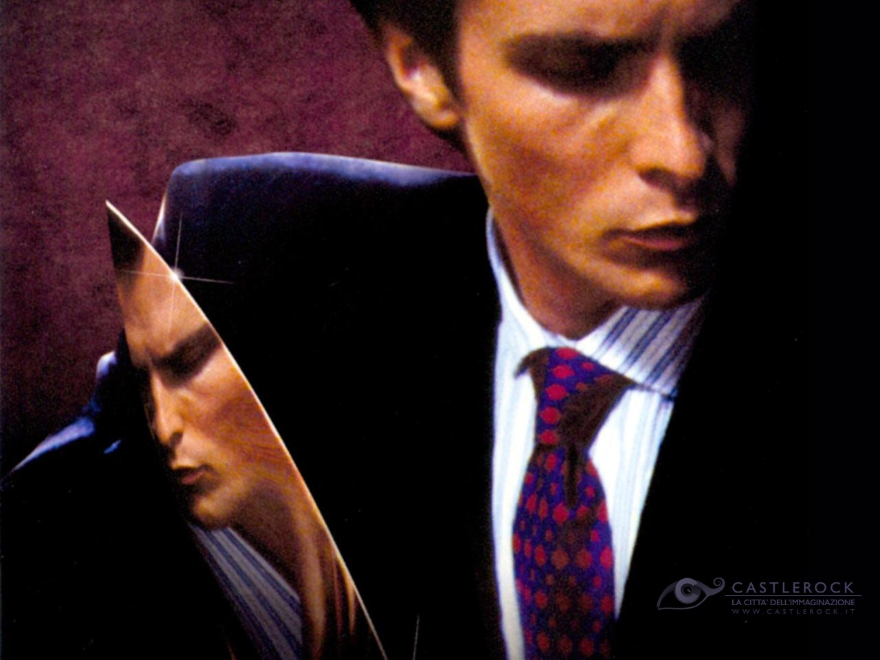 Wallpaper del film American Psycho