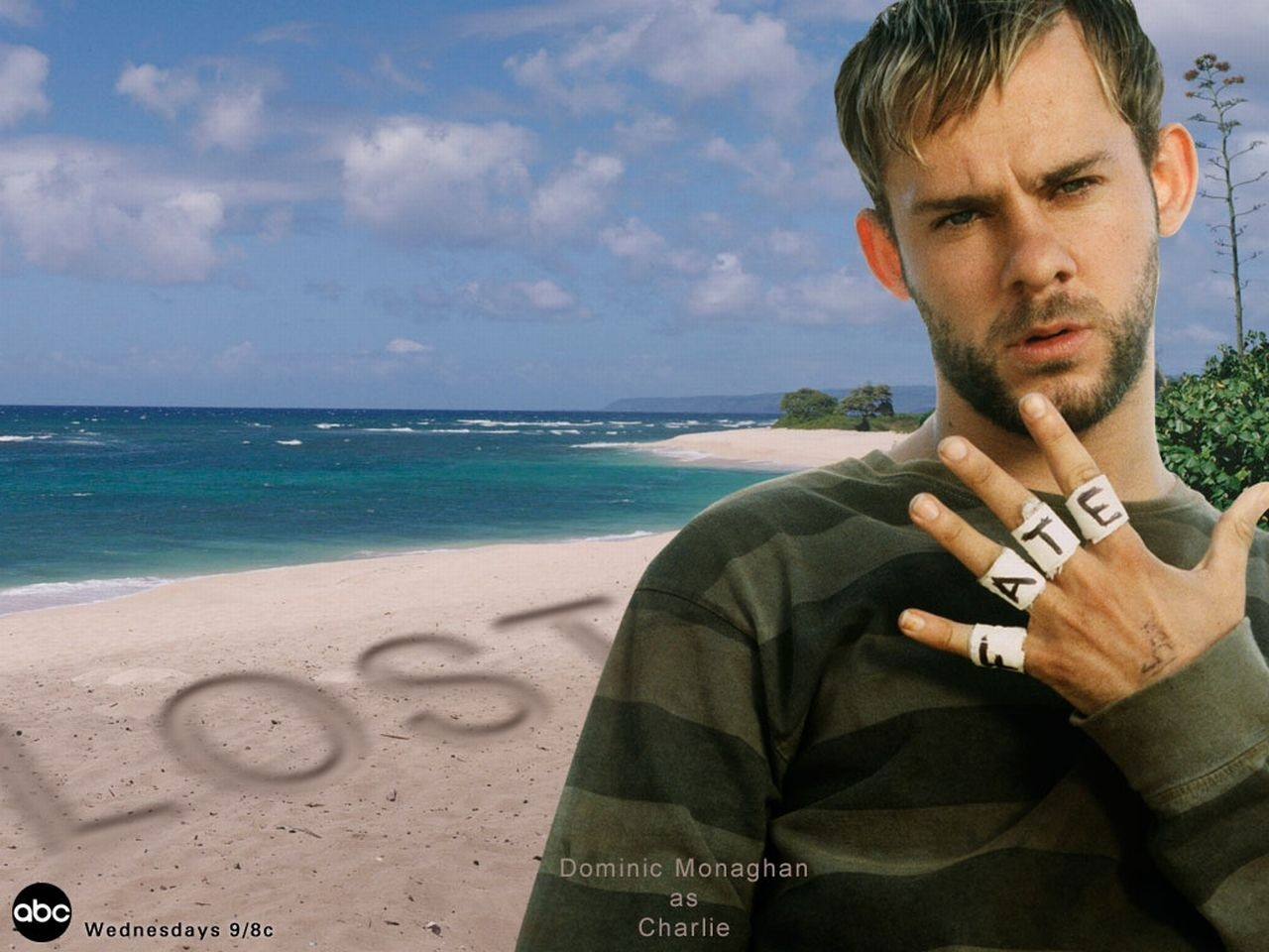 Wallpaper del serial Lost