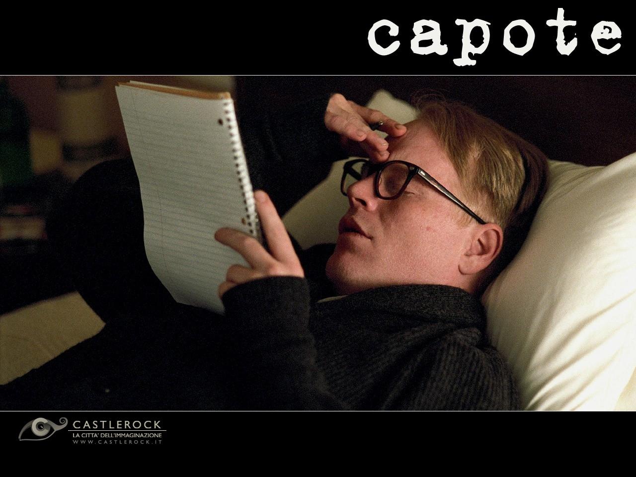Wallpaper del film Truman Capote - A sangue freddo