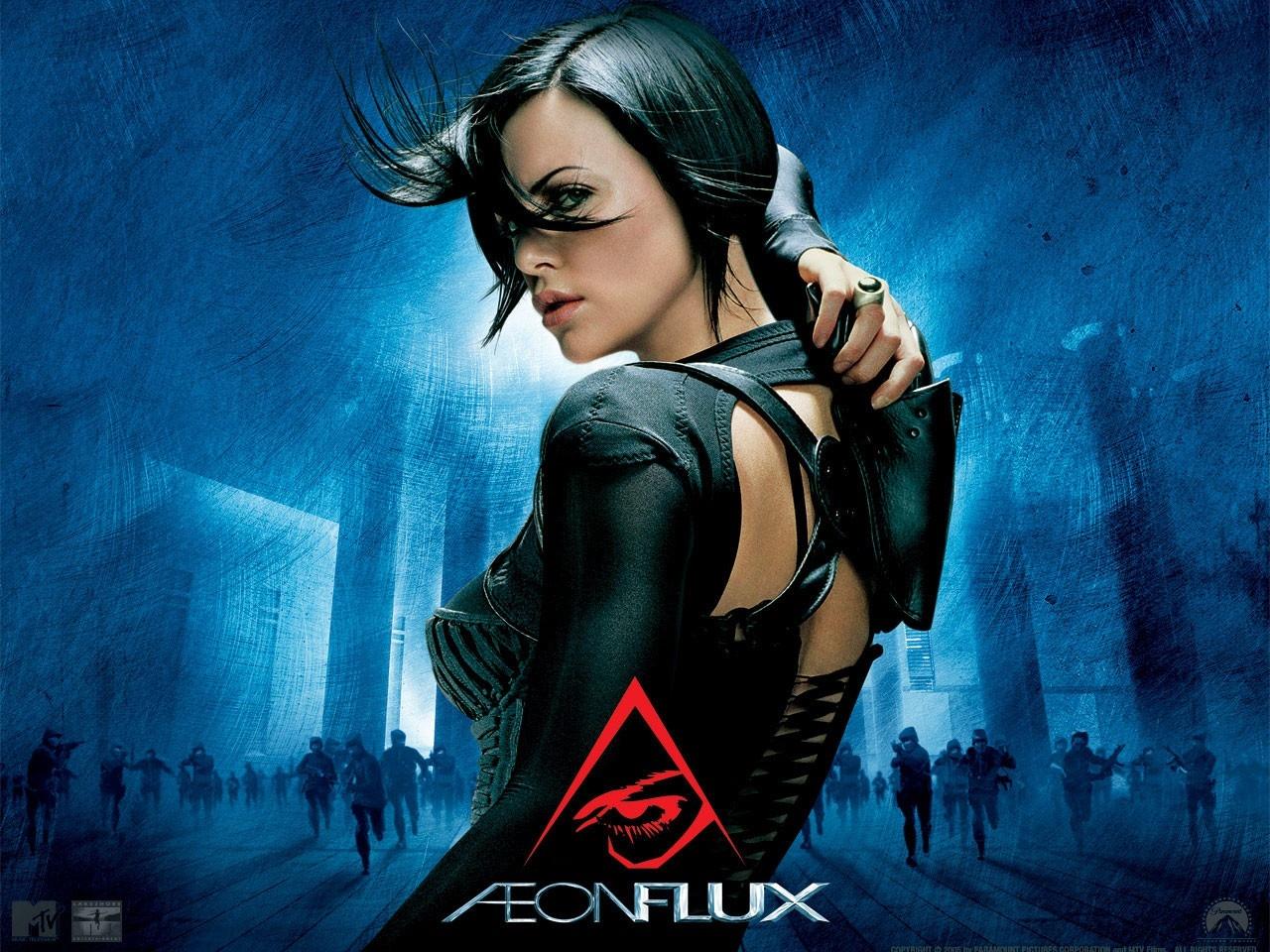Wallpaper del film Aeon Flux