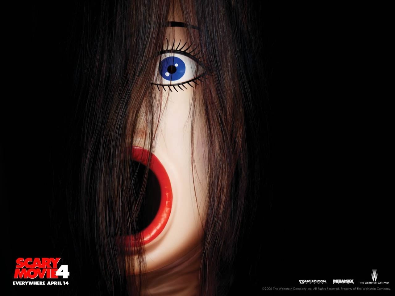 Wallpaper del film Scary Movie 4