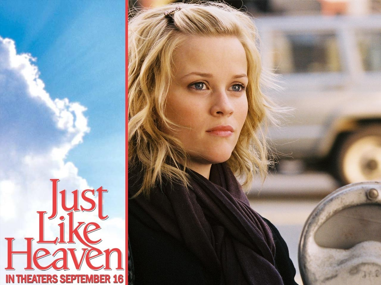 Wallpaper del film Se solo fosse vero - Just Like Heaven