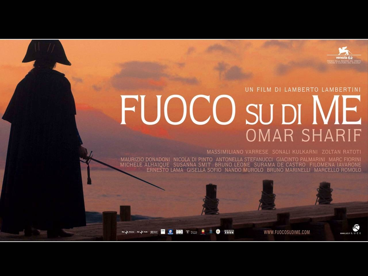 Wallpaper del film Fuoco su di me