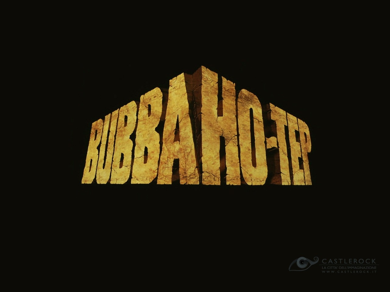Wallpaper del film Bubba Ho-Tep