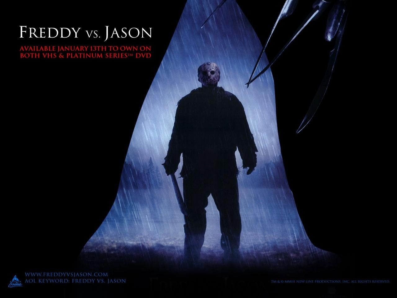 Wallpaper del film Freddy Vs. Jason