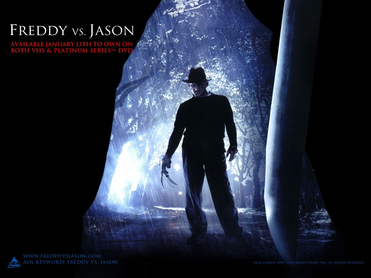 Wallpaper del film Freddy Vs. Jason