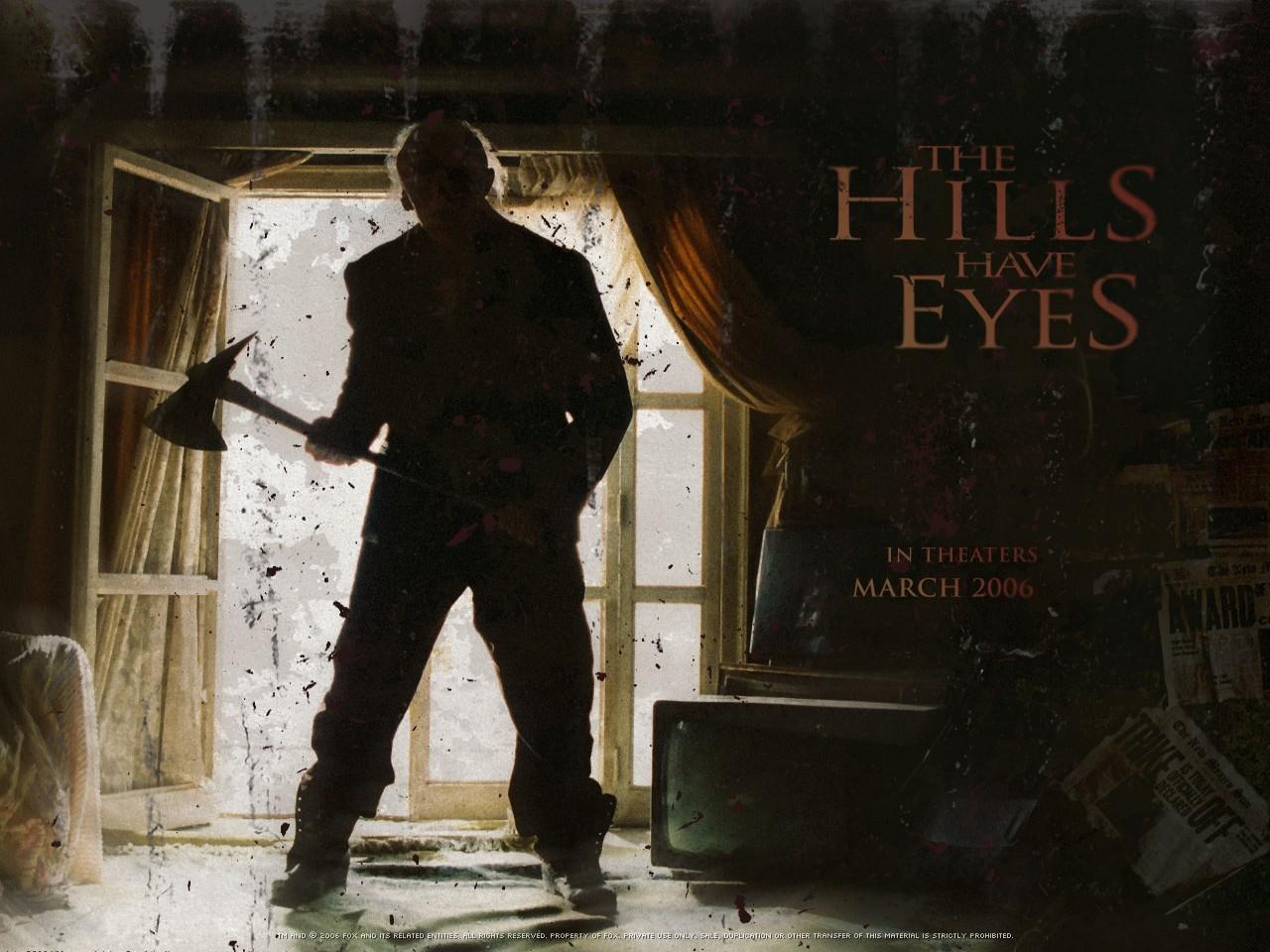 Wallpaper del film Le colline hanno gli occhi