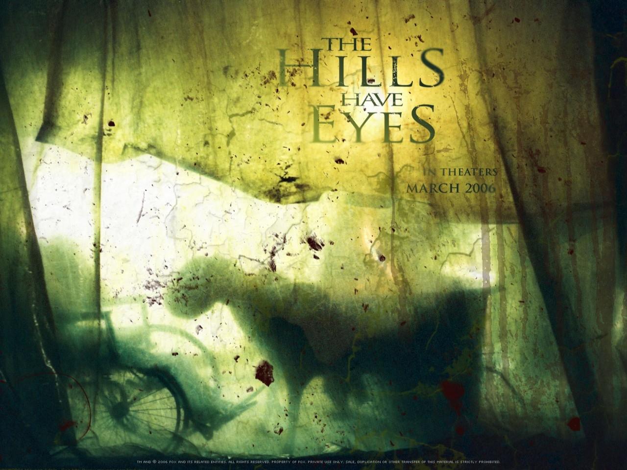 Desktop del film Le colline hanno gli occhi