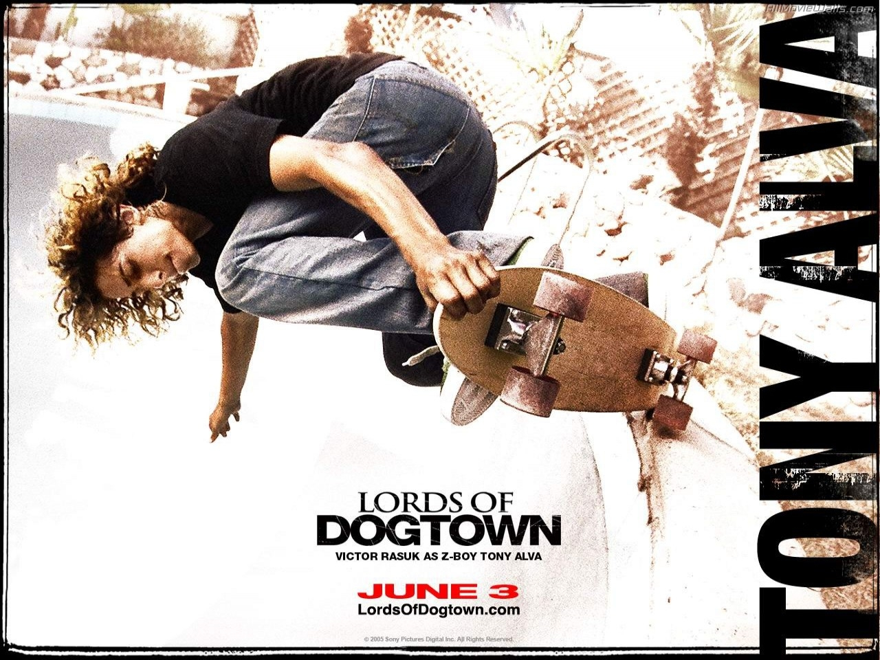 Un wallpaper del film Lords of Dogtown