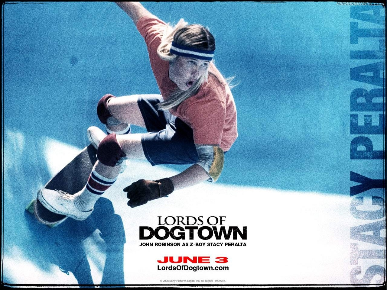 Wallpaper del film Lords of Dogtown del 2005