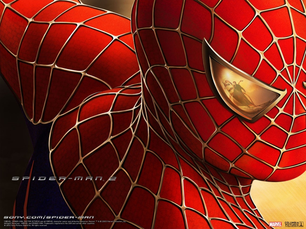 Wallpaper del film Spider-Man 2