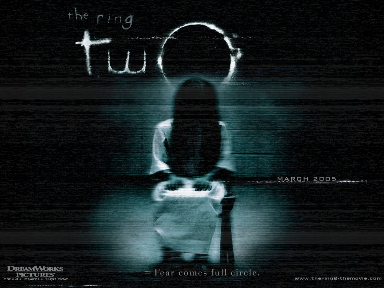 Wallpaper del film The Ring 2