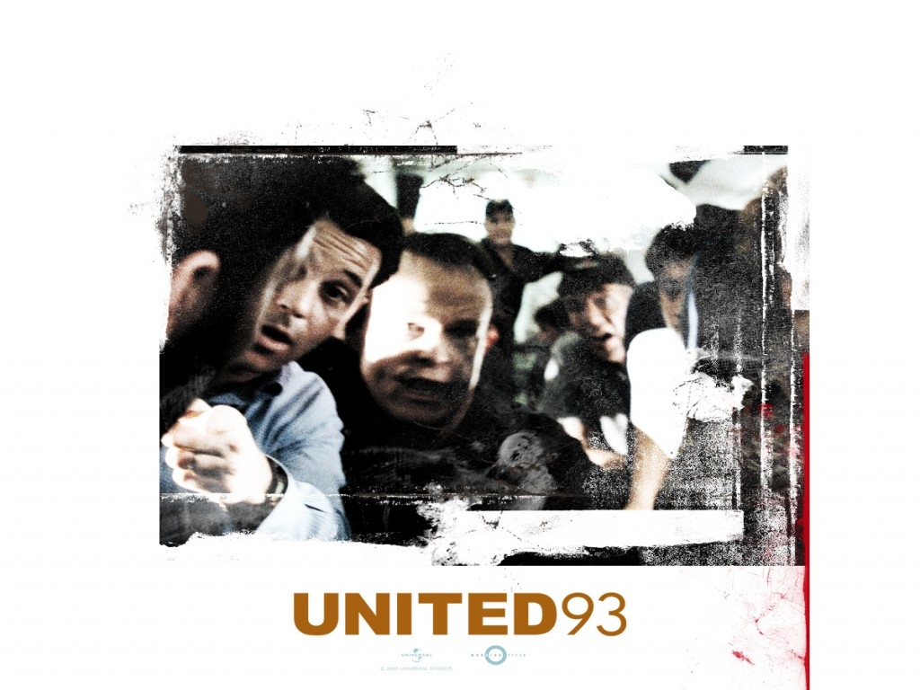 Wallpaper del film United 93