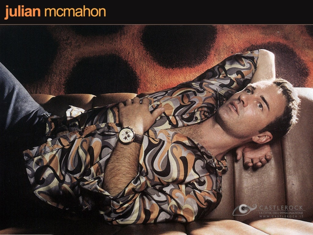 Wallpaper sexy di Julian McMahon