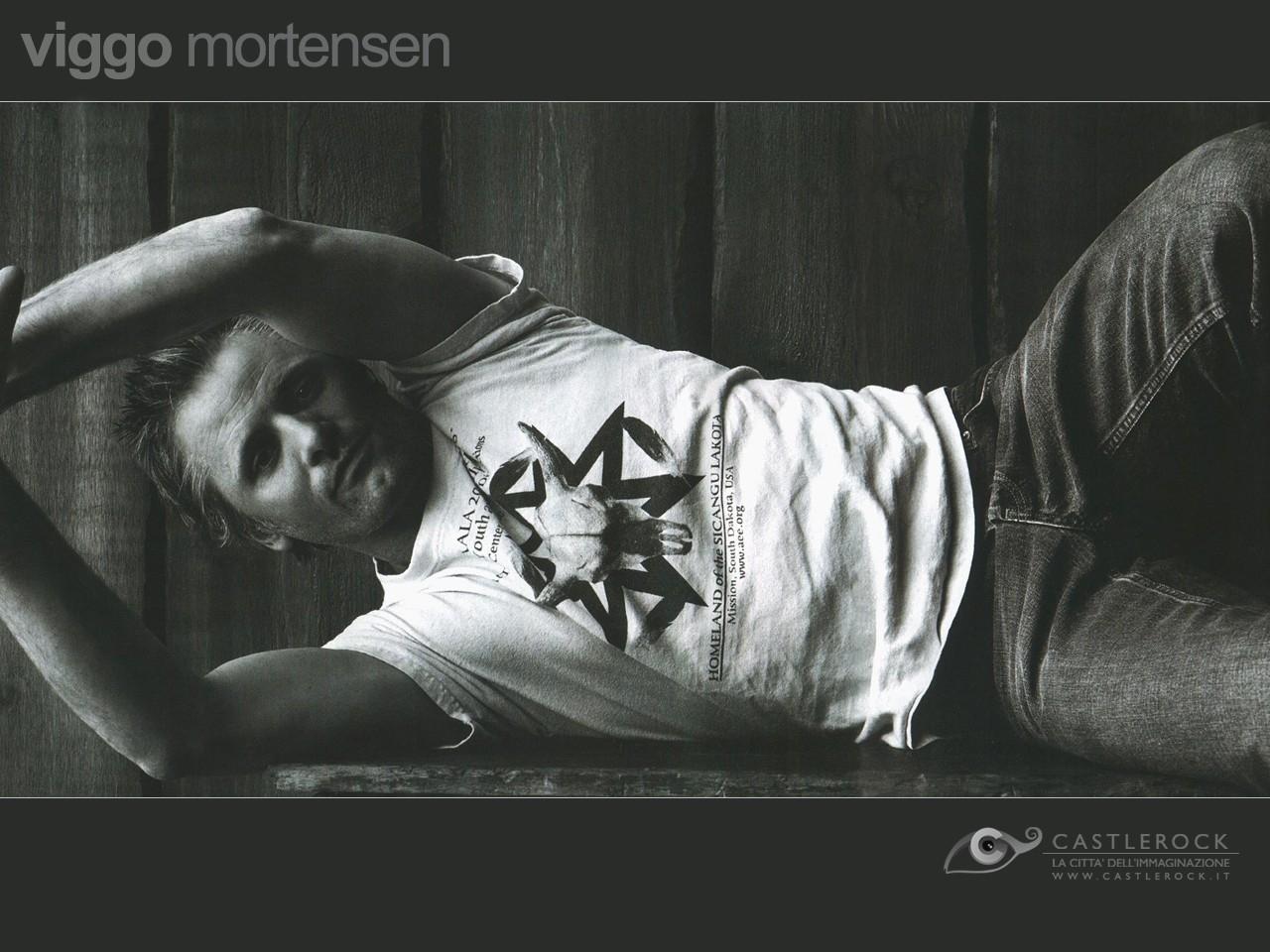 Wallpaper di Viggo Mortensen