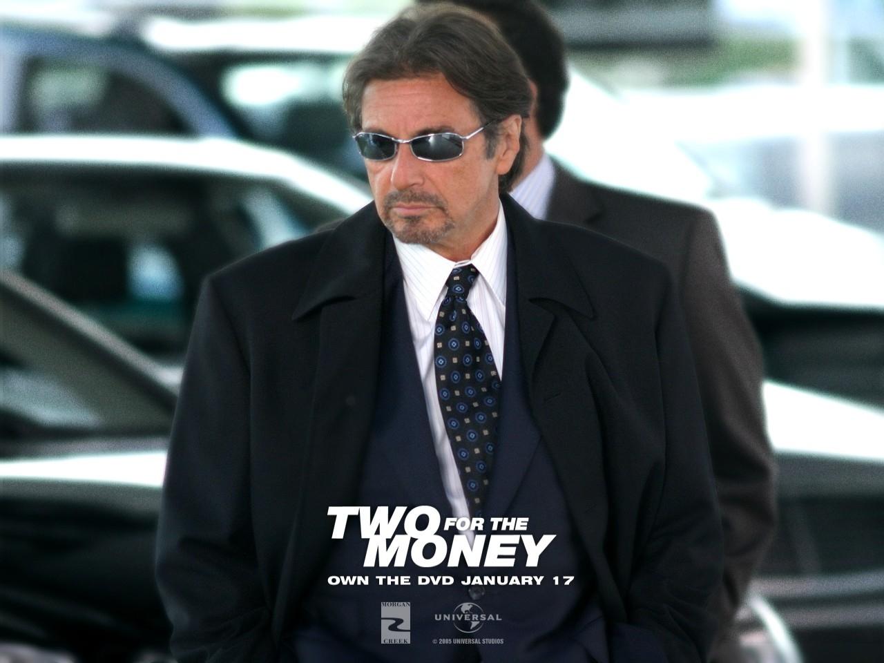 Wallpaper del film Rischio a due, con Al Pacino