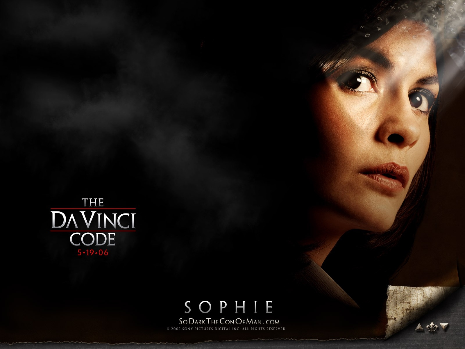 Wallpaper del film Il Codice Da Vinci