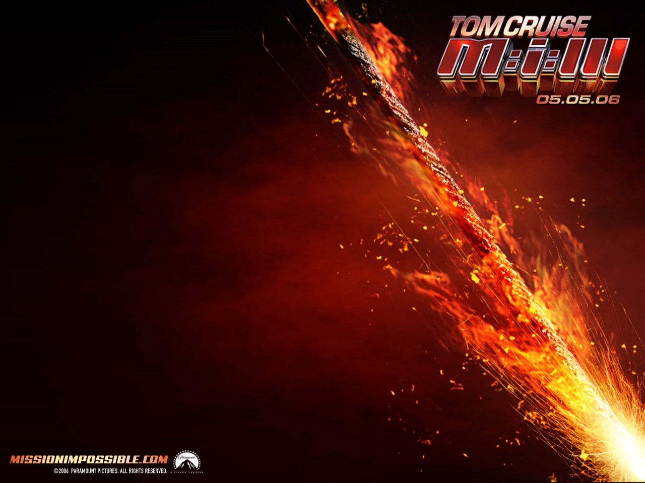 Wallpaper del film Mission: Impossible III