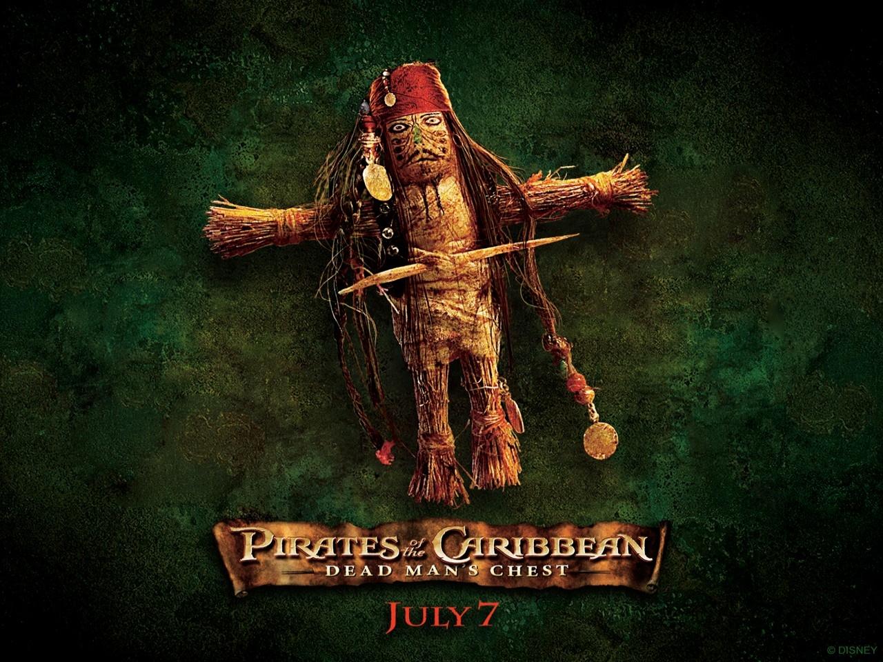 Wallpaper del film Pirati dei Caraibi - La maledizione del forziere fantasma