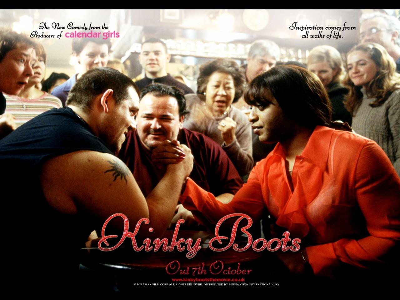 Wallpaper del film kinky boots decisamente diversi del 2005 62536 - Kinky boots decisamente diversi ...