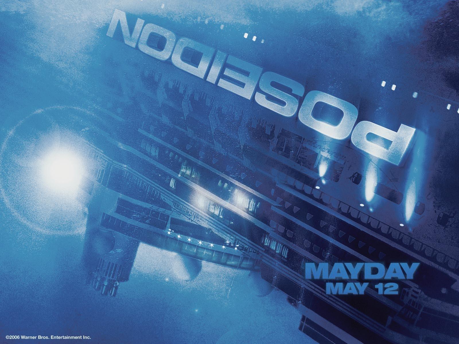 Suggestivo wallpaper del film Poseidon