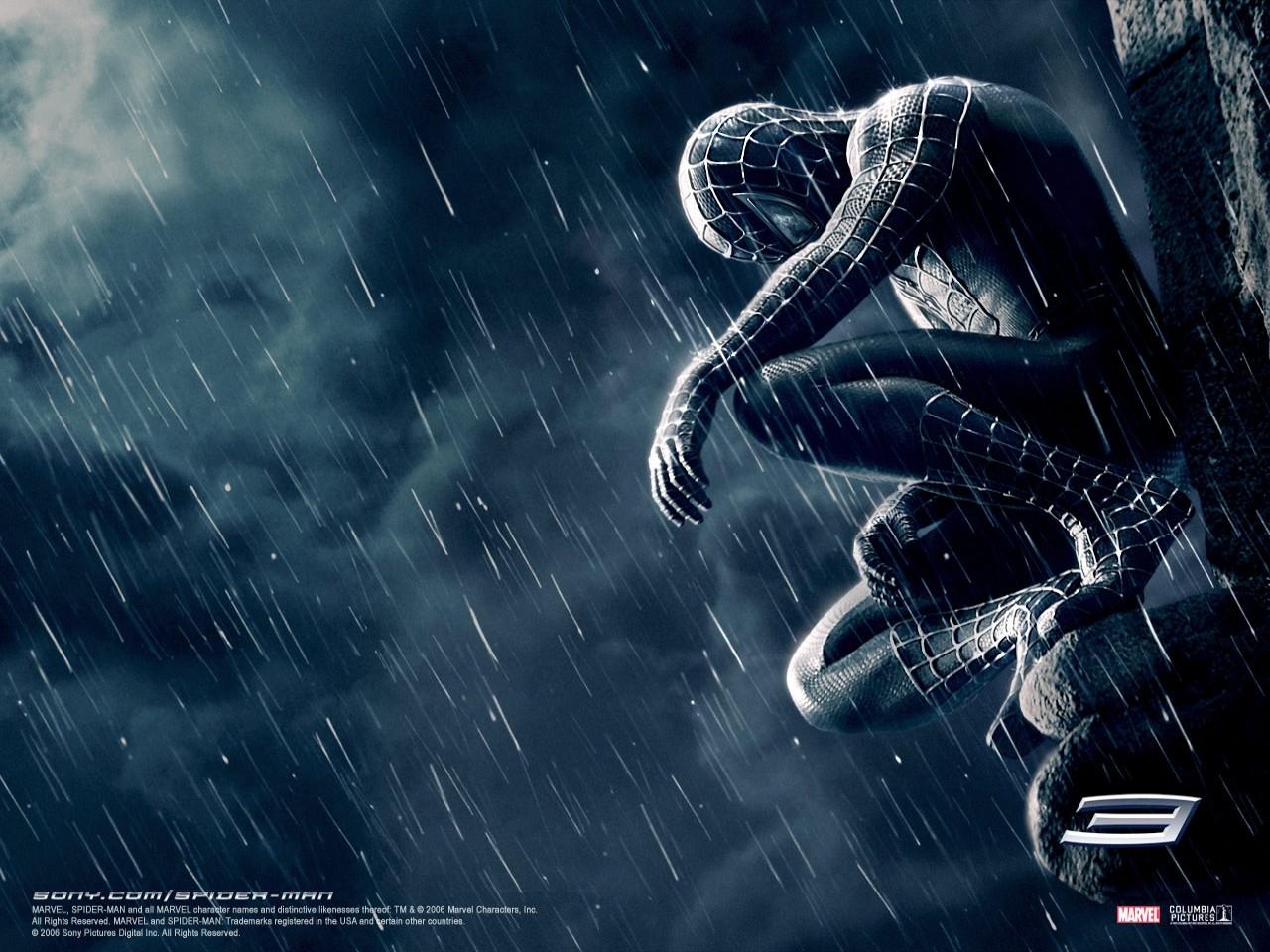 Desktop Wallpaper del film Spider-Man 3