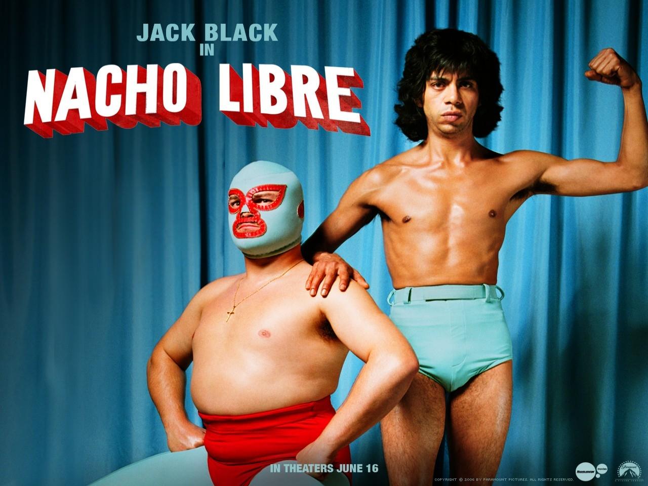 Wallpaper del film Super Nacho