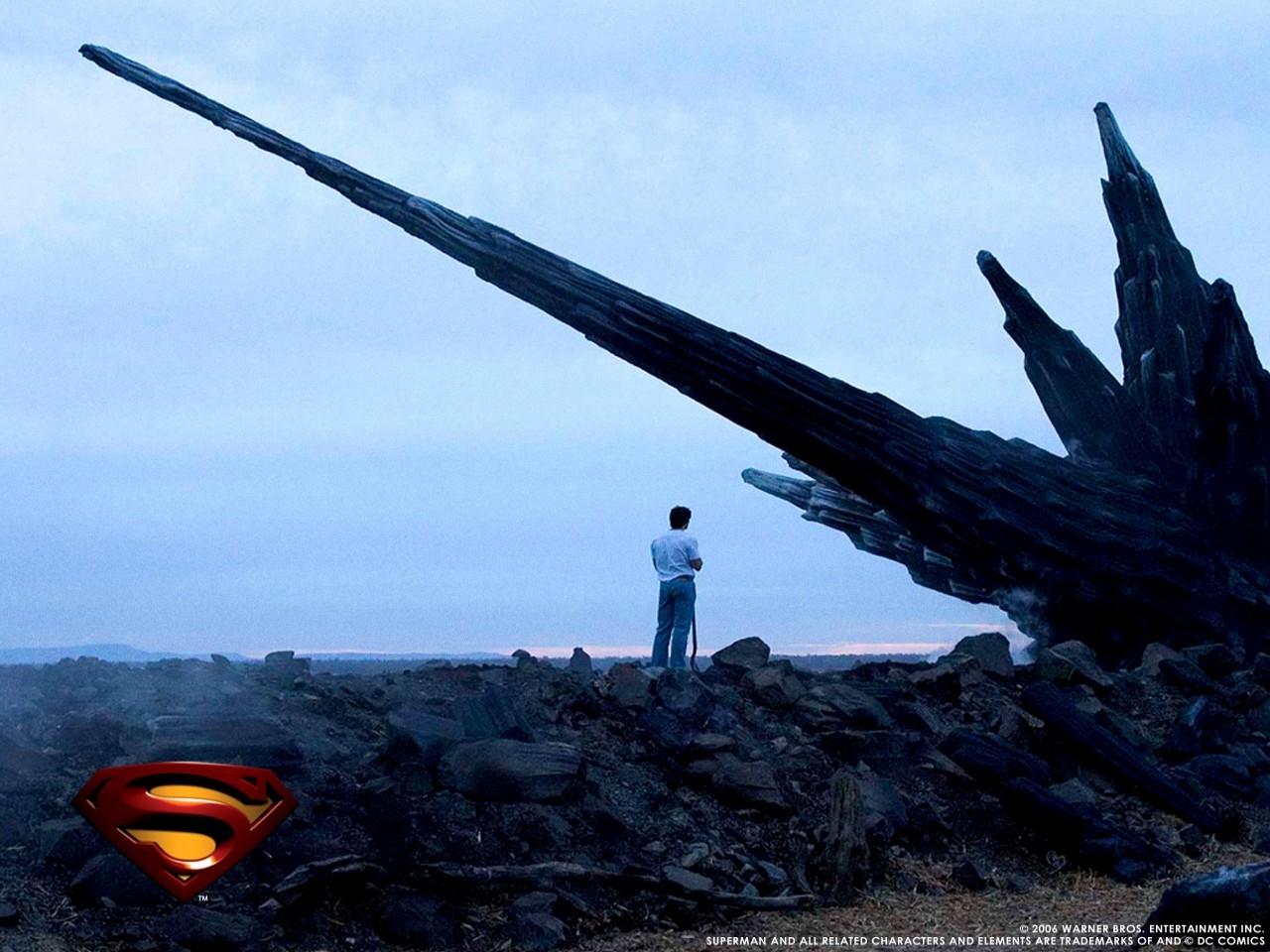 Wallpaper del film Superman Returns (2006)