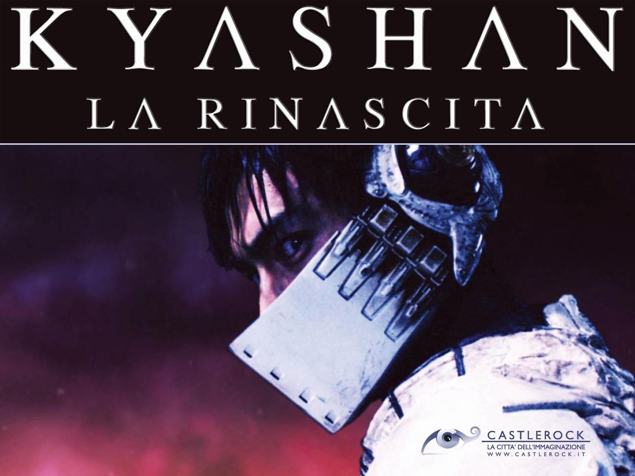 Un wallpaper del film Kyashan - la rinascita
