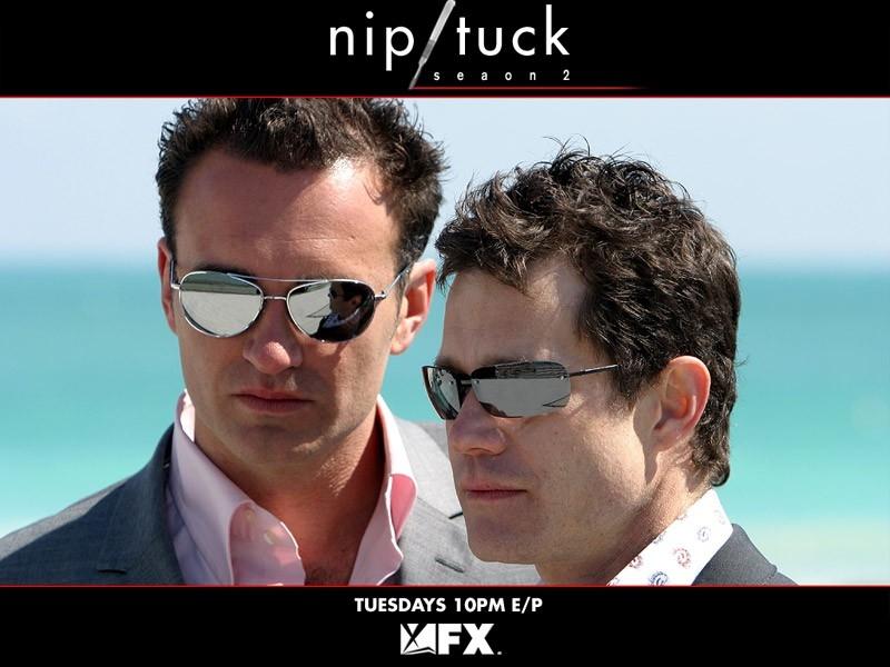 Wallpaper della serie Nip/Tuck