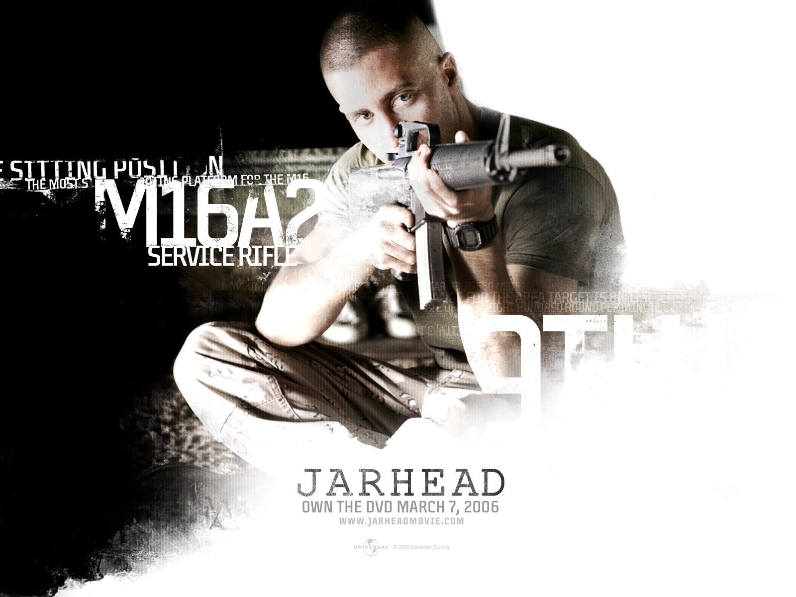 Wallpaper di Jake Gyllehaal nel film Jarhead