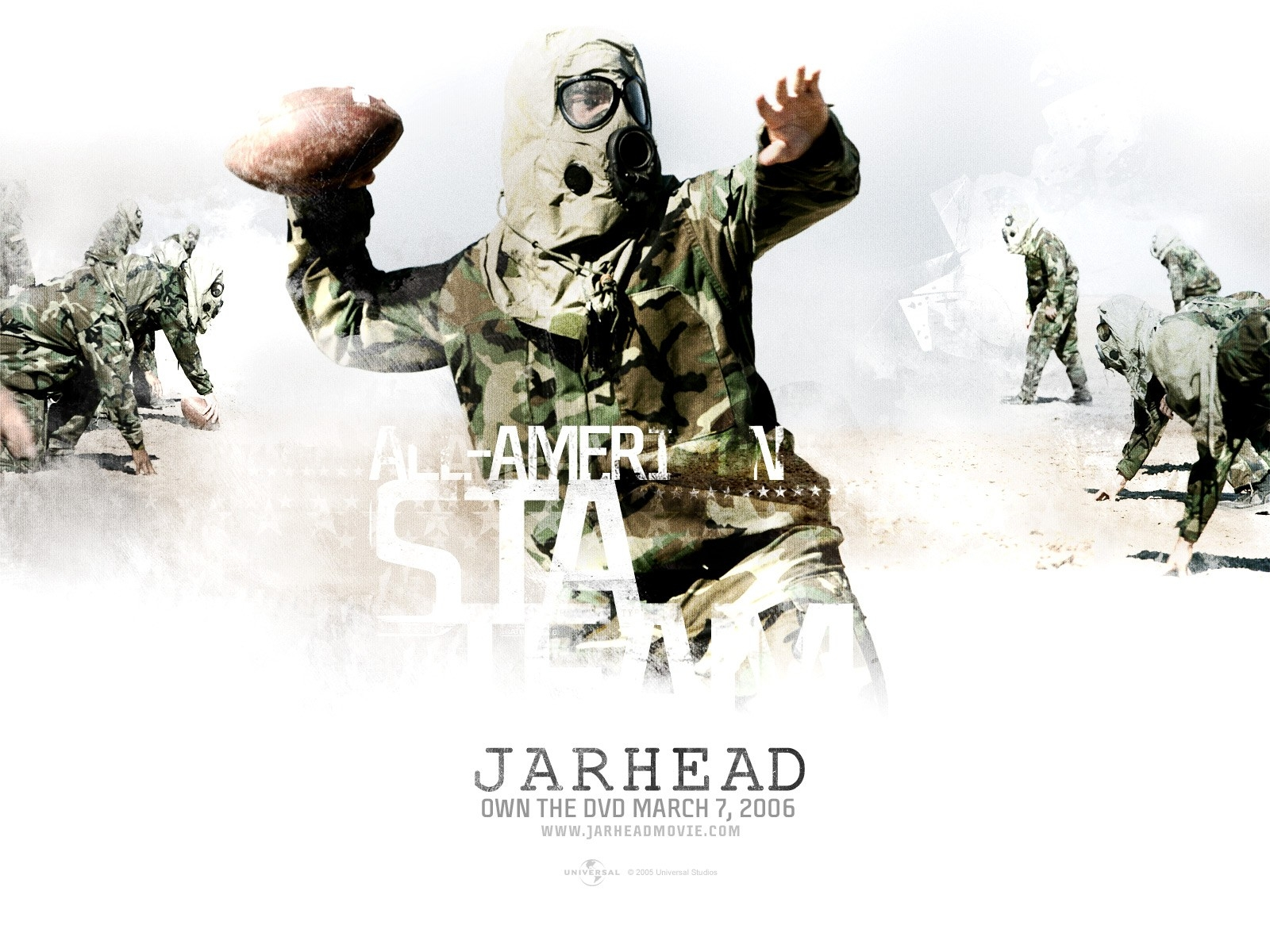 Wallpaper del dramma Jarhead