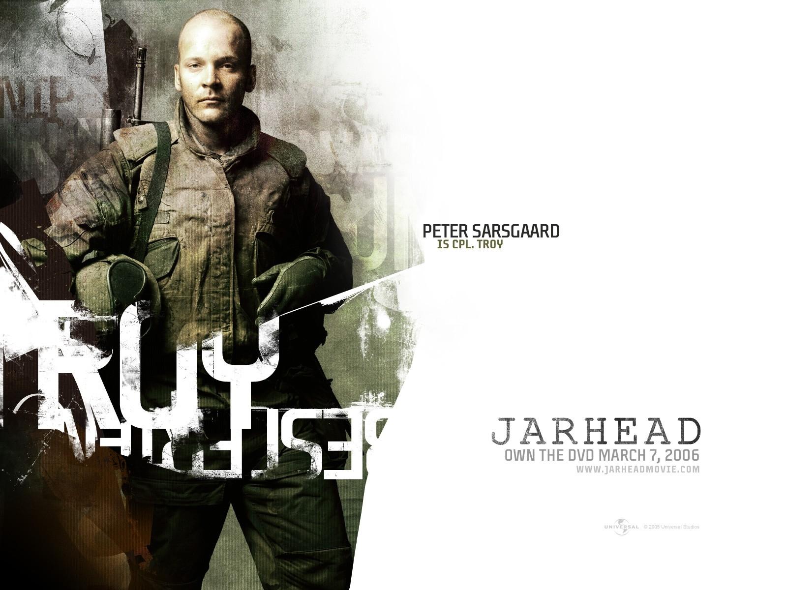 Wallpaper del film Jarhead