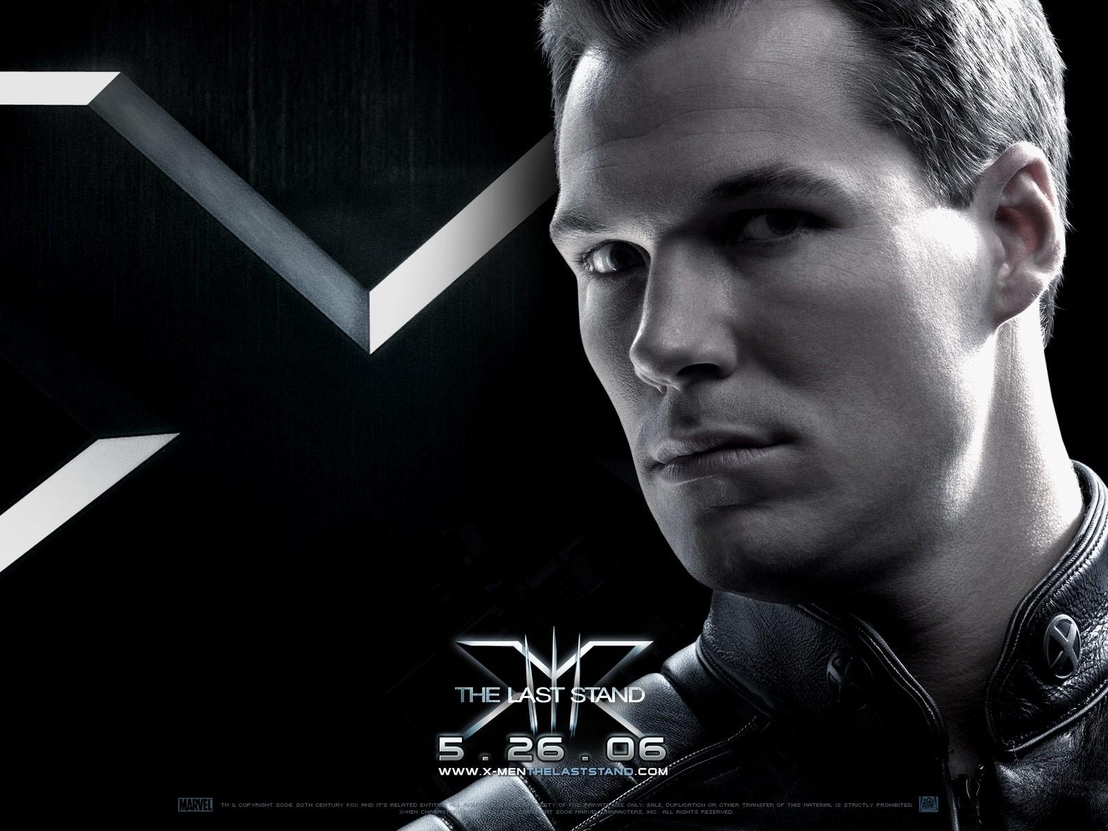 Wallpaper del film X-Men: Conflitto Finale con Daniel Cudmore