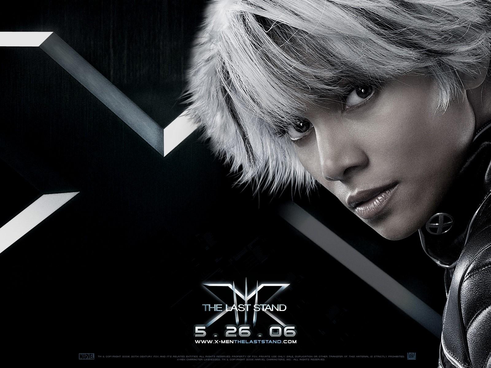 Wallpaper del film X-Men: Conflitto Finale con Halle Berry